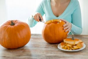 Pumpkins make for a tasty treat for horses, though not all equines enjoy them.