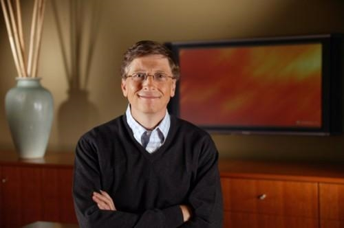 Bill Gates bought a massive horse farm for his daughter, Jennifer, who is a keen horse jumper.