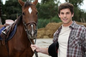 Horses could be the key to helping troubled youth.
