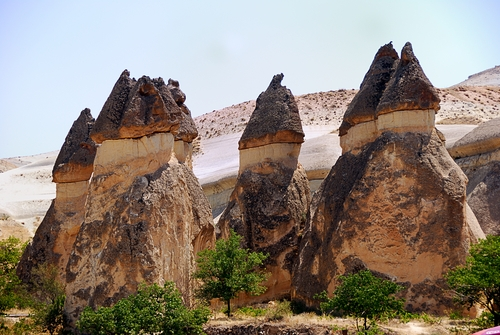 Cappadocia is one of the greatest locations for horseback riding.
