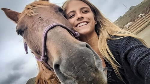 Rescuing horses requires both time and compassion.