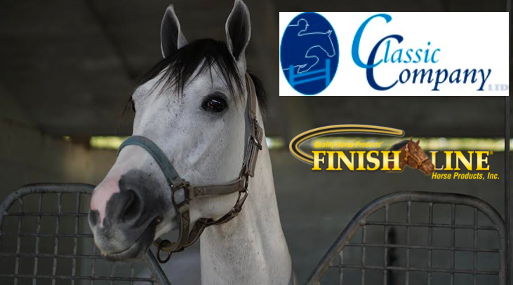 Finish Line® Horse Products is a proud sponsor of the Classic and Gulf Coast Classic Horse Shows!