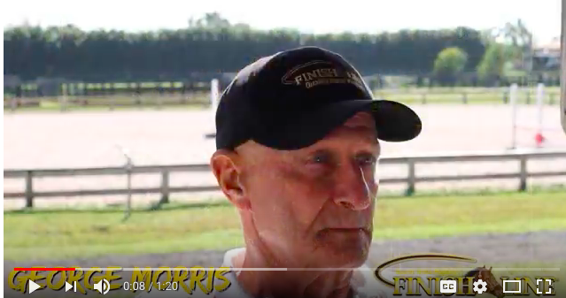 George Morris discussing why has used Finish Line® Horse Products since 1995!