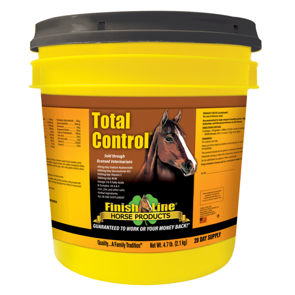 Total Control All in One Supplement