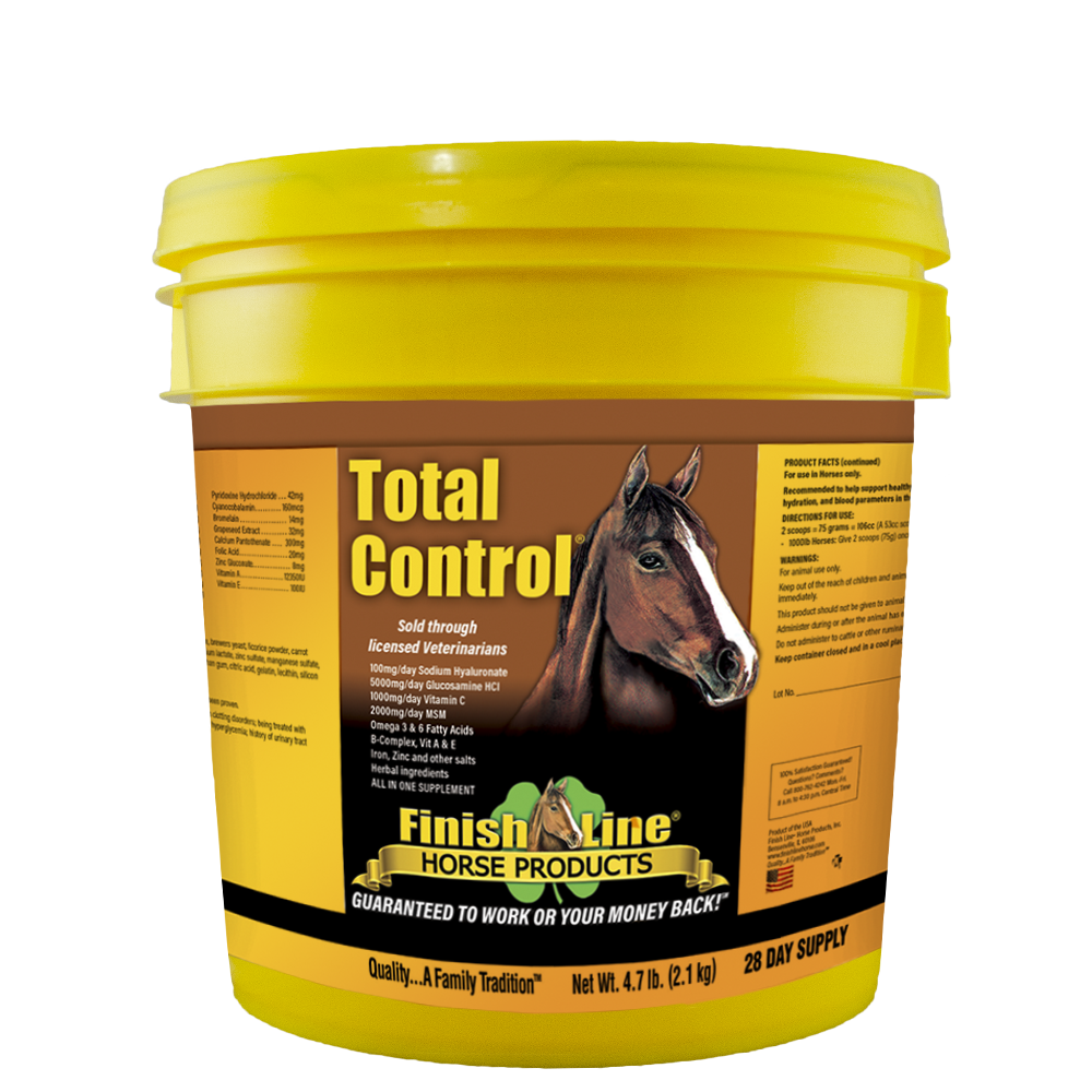 Total Control complete horse supplement