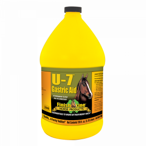 Finish Line U7 Gastric Aid Equine Ulcer Supplement