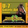 U7 Gastric Aid Powder Label