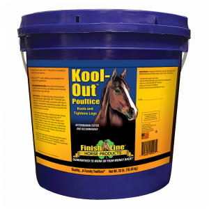cooling poultice for horses
