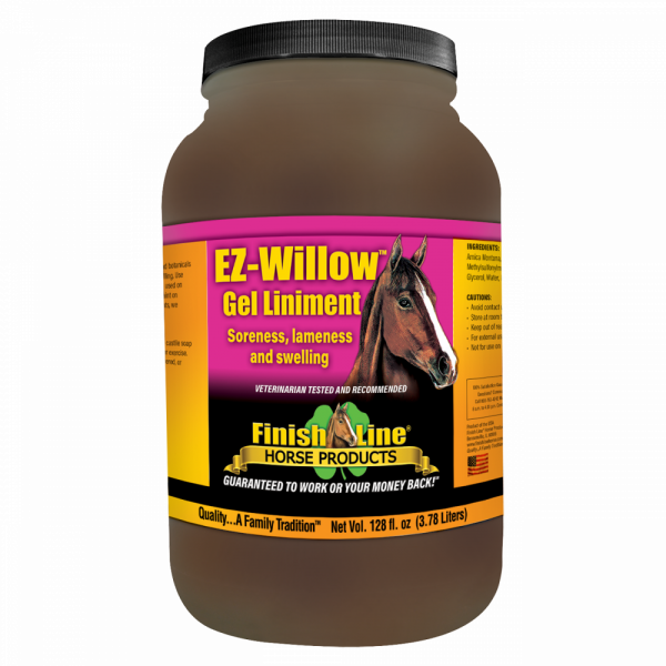 medicated liniment for horses