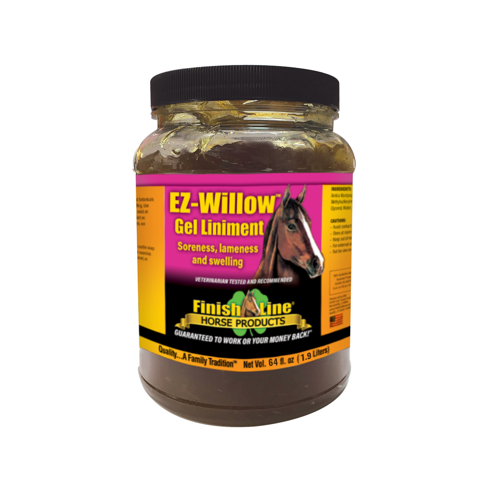 EZ Willow Finish Line Medicated Poultice
