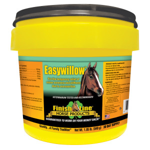 EasyWillow feed supplement for horses