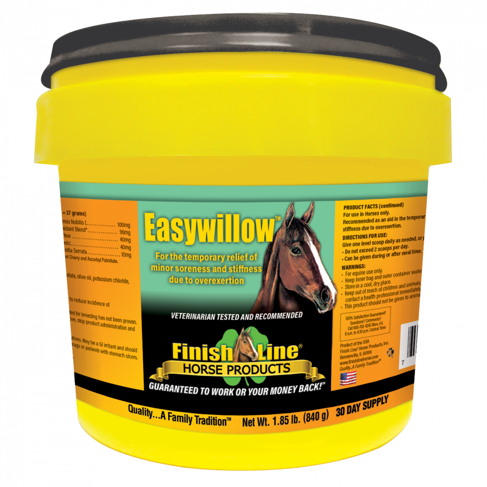 Easywillow� - Finish Line� Horse Products, Inc