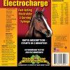 electrocharge label