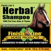 Herbal Shampoo label