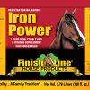 Iron Power label