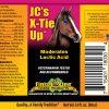 JC's X Tie-Up label
