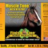 Muscle Tone label