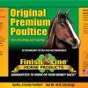 Original Premium Poultice label