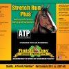 Stretch Run Plus label