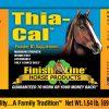 Thia Cal Label