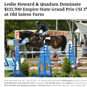 Leslie Burr Howard Win