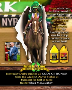 Shug Win Code of Honor