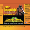 Liver essentials label liver health for horses