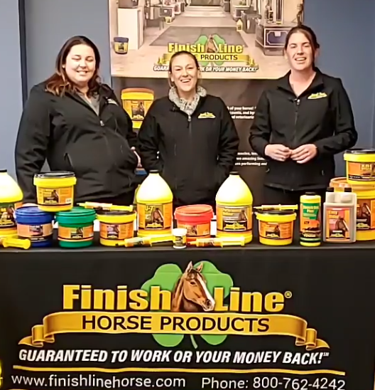 Finish Line Horse Products Favorite Products