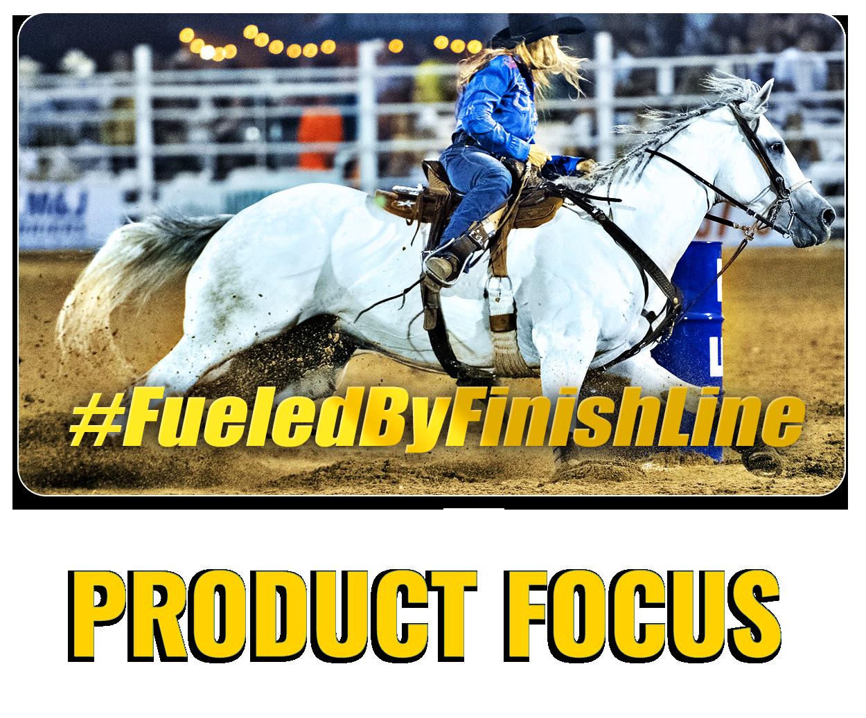 Finish Line Product Focus