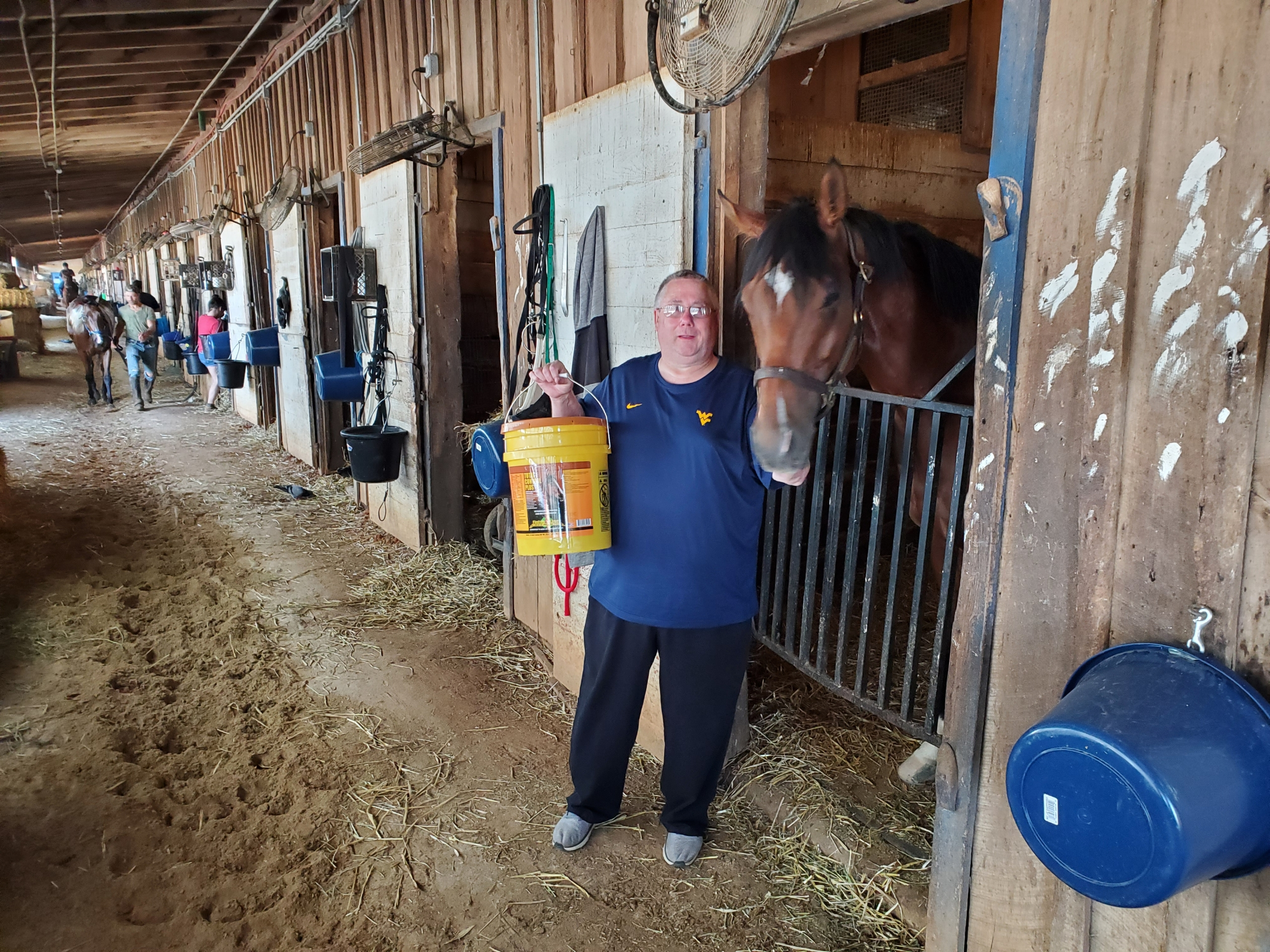Total Control Endorsement Thoroughbred