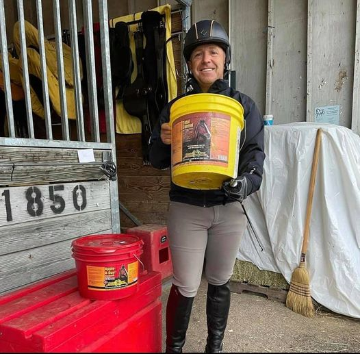 Buck Davidson Finish Line Horse Products