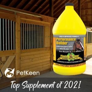 Performance Builder Top Supplement